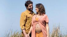 Giselle Itié diz que não estava mais com Guilherme Winter quando engravidou