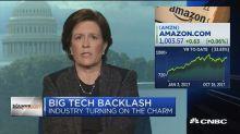 Recode's Kara Swisher: Tech companies neglected oversight...