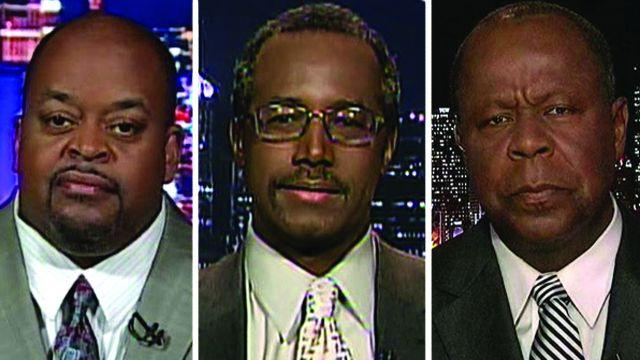 Dr. Carson under fire for gay marriage comments