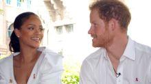 ¿Irá Rihanna a la boda de Harry y Meghan? ¿Está invitada? ¡Ella responde!
