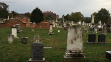 Famous Gravesites in the Congressional Cemetery