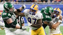 Vikings rookie DT Jaylen Twyman recovering after being shot 4 times in Washington, D.C.