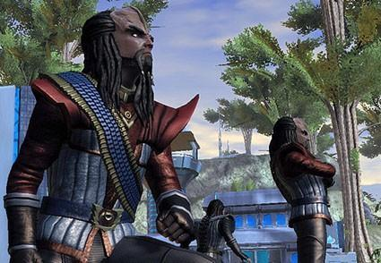 Customizing to your heart's content in Star Trek Online