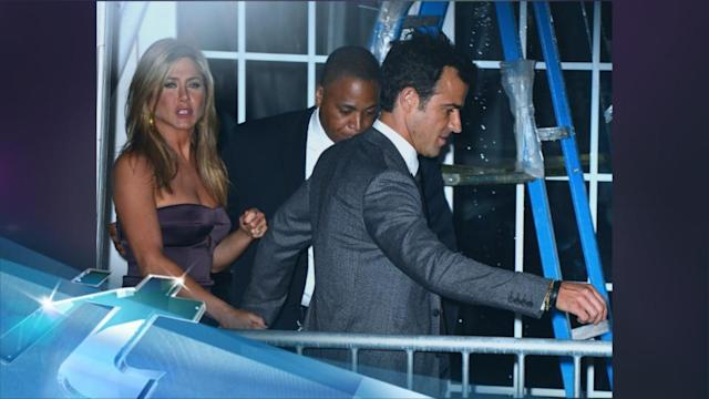 Jennifer Aniston And Justin Theroux Vacation In Mexico