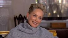 Sharon Stone's priceless reaction to sexual harassment question