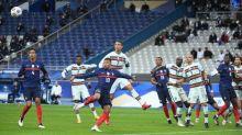 Foot - L. nations - Ligue des nations: Les images fortes de France -Portugal