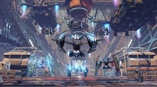 Skyforge gives a glimpse into The Factory