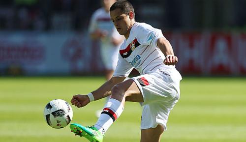 Bundesliga: Medien: Chicharito verhandelt mit Los Angeles FC