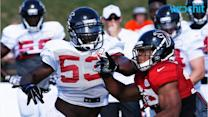Atlanta Falcons' Prince Shembo Charged With Killing His Girlfriend's Little Dog
