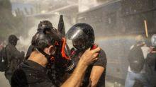 Procès Aube Dorée: le parti qualifié d'«organisation criminelle» par la justice grecque