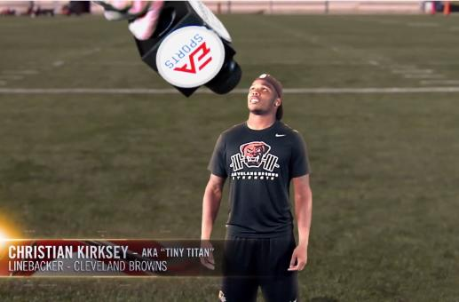Tiny Titan's legacy continues in EA mockumentary short