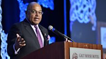 Mike Tirico on the Atlanta Falcons: 'They have a great chance' to contend for Super Bowl