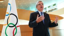 Everybody determined' to get Tokyo Games going - Bach