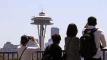 Facelift of Seattle's Space Needle nears completion