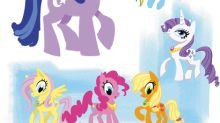 'My Little Pony': First Look at Equestria Concept Art