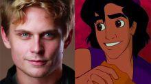 Disney se enfrenta a fuertes críticas al fichar un actor caucásico para el remake de Aladín