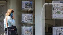 Biggest fall in house prices for five years