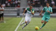 Foot - L1 - St-Etienne - Romain Hamouma (Saint-Étienne): «Il y a de belles qualités et du talent» dans cet effectif