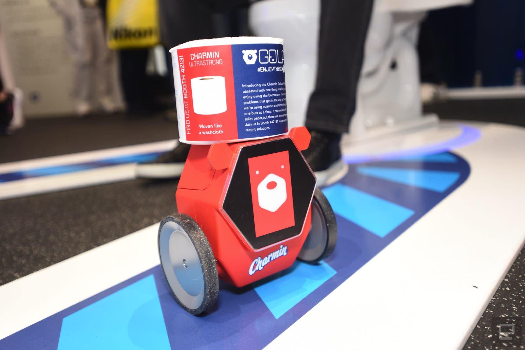 Charmin TP bot