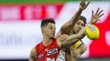 Swans ruck Sinclair proud of 100 AFL games