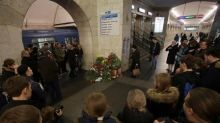 Russia detains brother of suspected metro bombing organiser