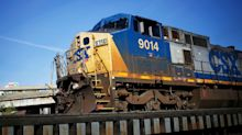 CSX shoots up 7% to all-time high after strong second quarter results