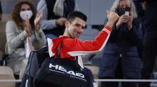 Roland-Garros (H) - Novak Djokovic: «La meilleure façon de débuter»