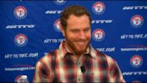 Josh Hamilton Predicts How Rangers Fans Will React to Him