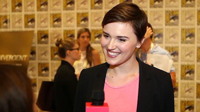 Veronica Roth Was