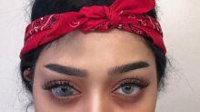 Beauty Vlogger With Eye Birthmark Hits Back at Shamers