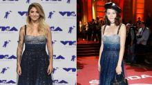 Ein Kleid, zwei Styles: Julia Michaels vs. Lea van Acken