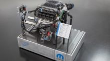Hellephant 1,000-horsepower Mopar crate engine priced, is available to order