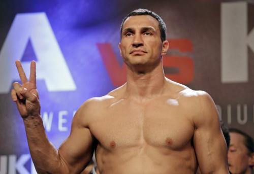Wladimir Klitschko made 23 successful title defenses. (AP)