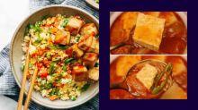 韓式泡菜豆腐鍋、醬油蛋炒飯、涼拌豆腐 教你做3道豆腐減肥菜式