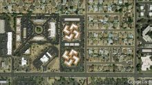 Arizona's swastika-shaped buildings spark questions