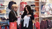 Harry y Meghan comprando ropita de bebé en Berlín