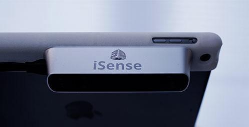 3D Systems shows off a $500 3D scanner that clips onto your iPad