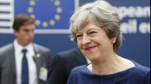Merkel sends positive Brexit signal to May