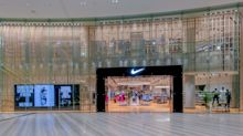 Nike opens duplex unit at Jewel Changi Airport