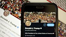 Twitter Adds Fact-Check Label to Trump Tweets for First Time