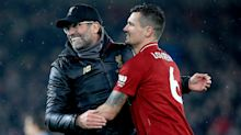 Jurgen Klopp highlights Dejan Lovren's value to Liverpool