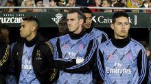 Un año sin goles de Bale en el Bernabéu... y él tan contento