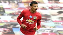 Man Utd's Greenwood wants to break records after first England call-up