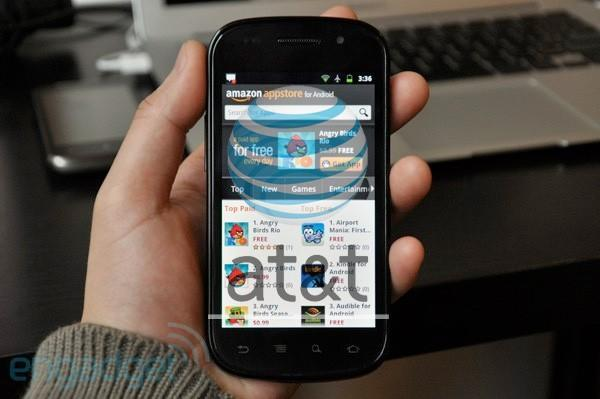 AT&T planning access to Amazon Appstore, sideloading still an open question