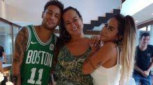 Mãe e irmã de Neymar defendem o jogador após acusação de estupro: 'Bato a cara por ele'