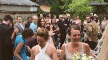 Hollywood star Kristen Stewart crashes Winnipeg wedding