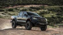 Hennessey's Ford Ranger VelociRaptor makes 360 hp and 440 lb-ft