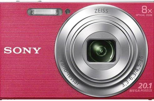 Sony's Cyber-shot W830 delivers 20 megapixels and 8x zoom for $120