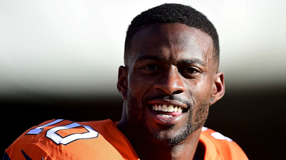 Broncos' Emmanuel Sanders hopes Paxton Lynch gets 'Memphis swag' back