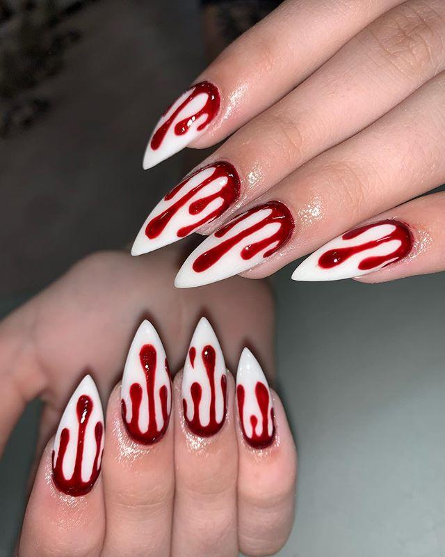 25 Halloween Nail Art Ideas That Will Definitely Turn Heads